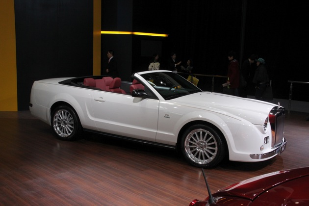 Mitsuoka galue photo - 10