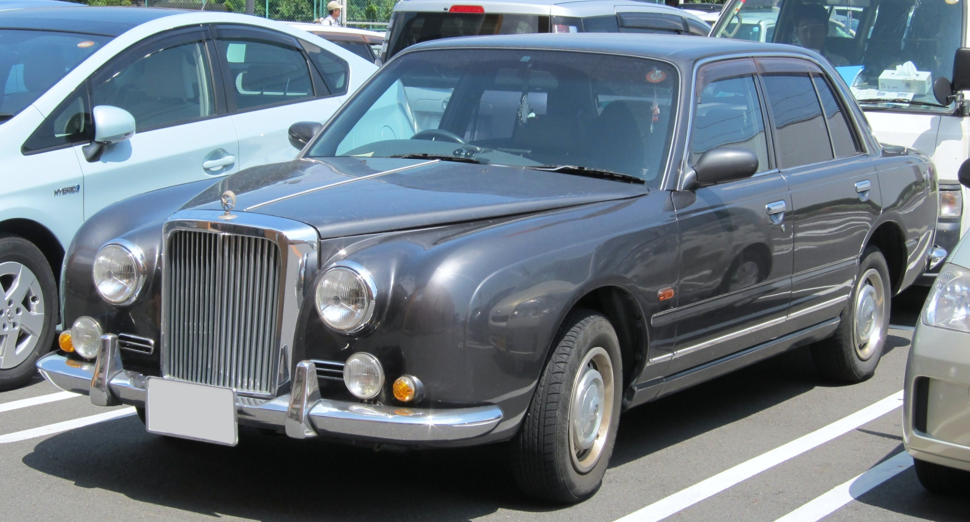 Mitsuoka galue photo - 5