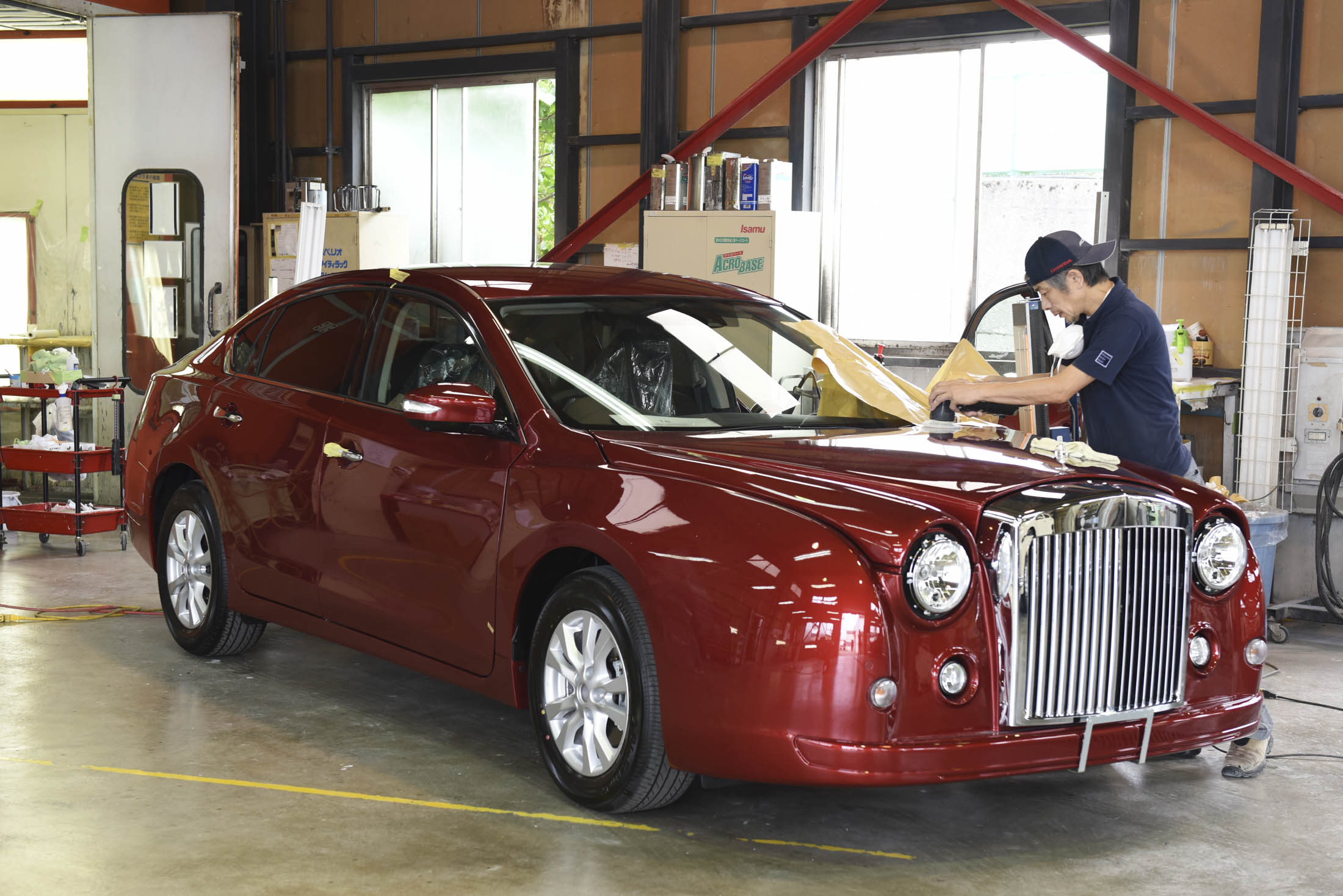 Mitsuoka galue photo - 8