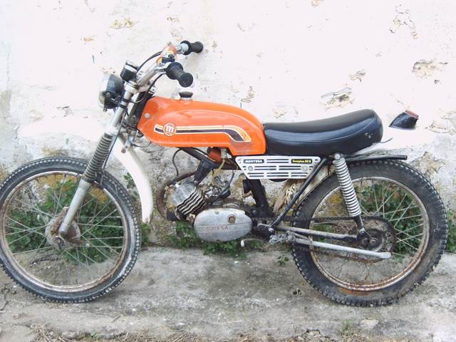Montesa scorpion photo - 10