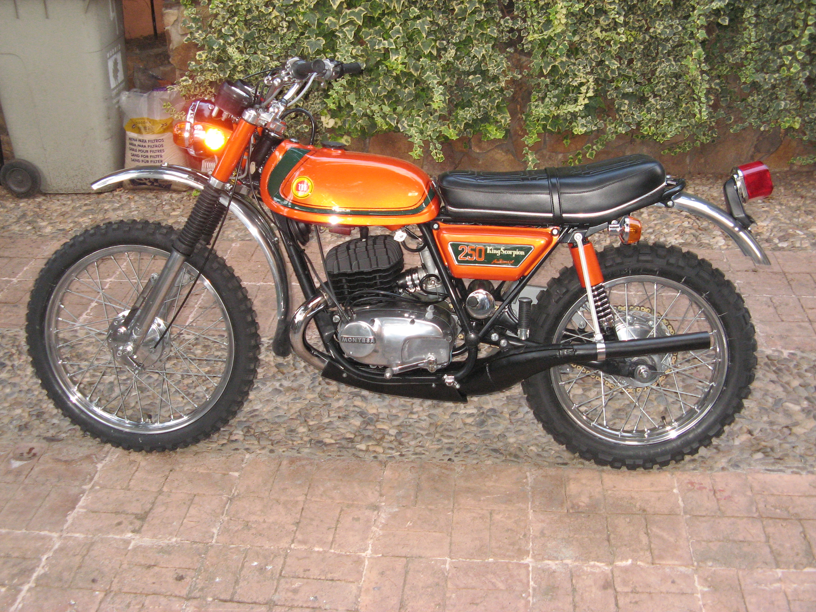 Montesa scorpion photo - 6
