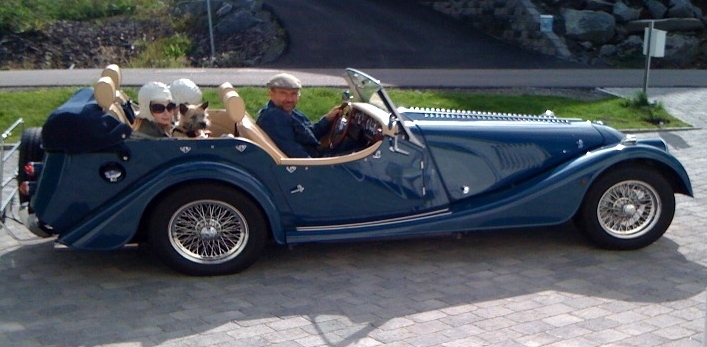 Morgan 4-seater photo - 10