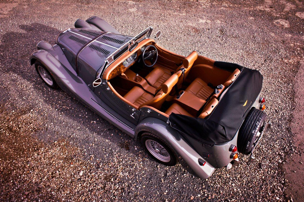 Morgan 4-seater photo - 2