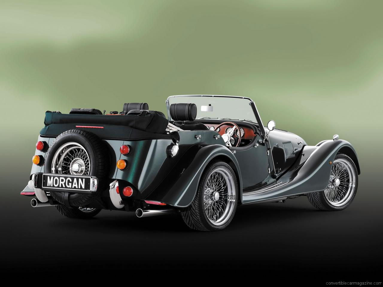Morgan 4-seater photo - 3