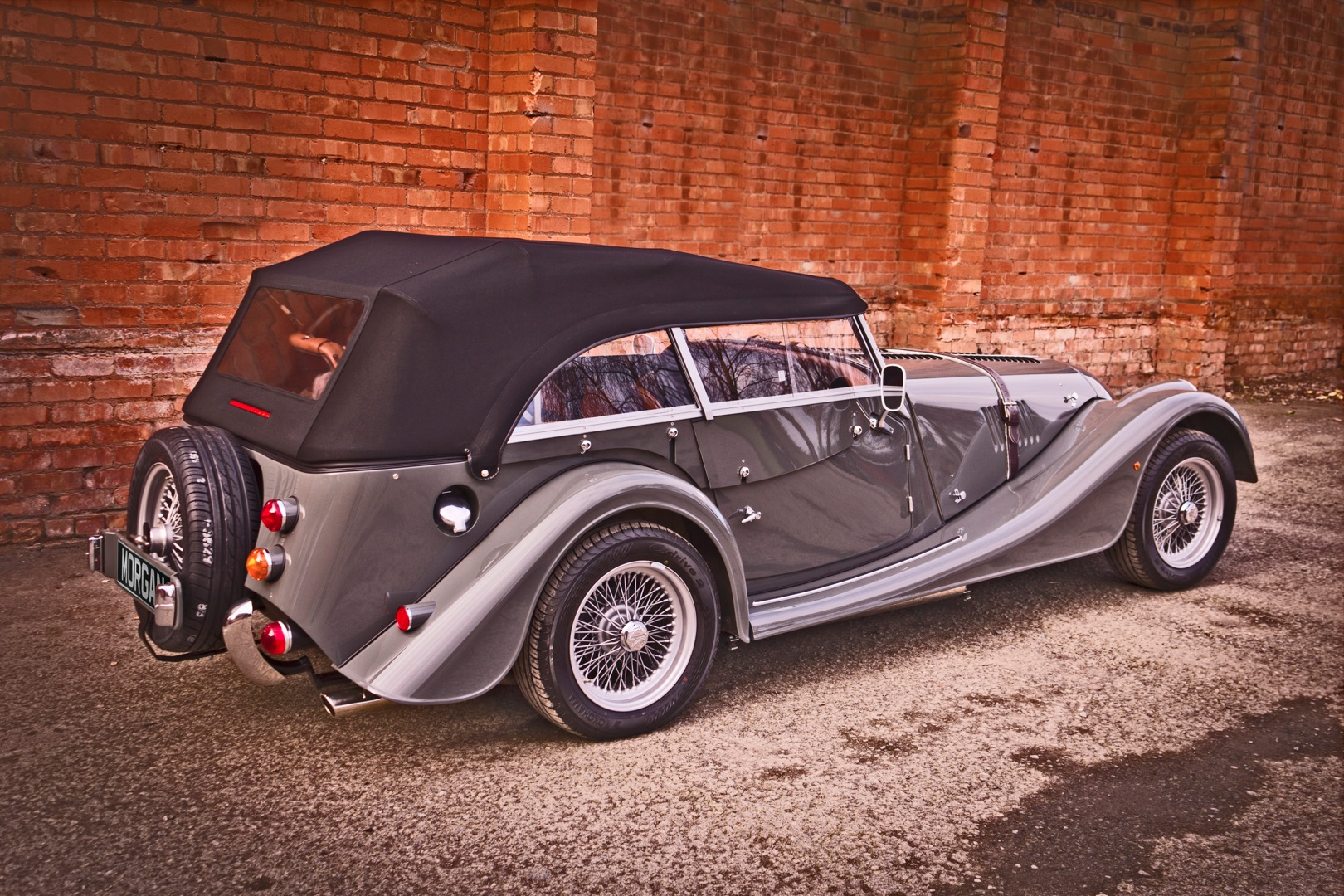 Morgan 4-seater photo - 4