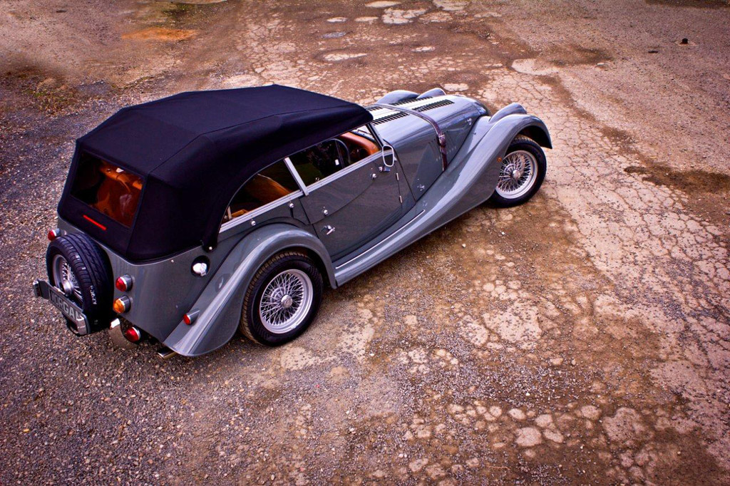 Morgan 4-seater photo - 5