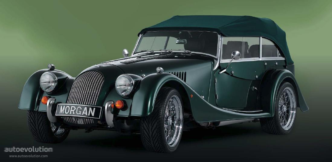 Morgan 4-seater photo - 8