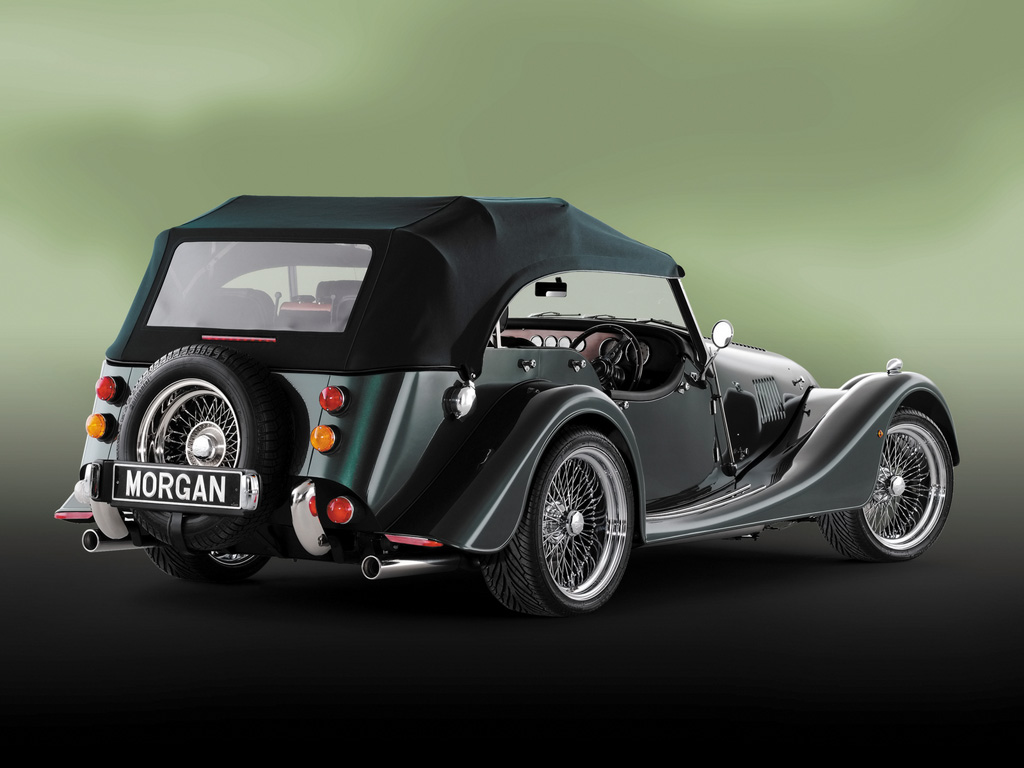 Morgan 4-seater photo - 9