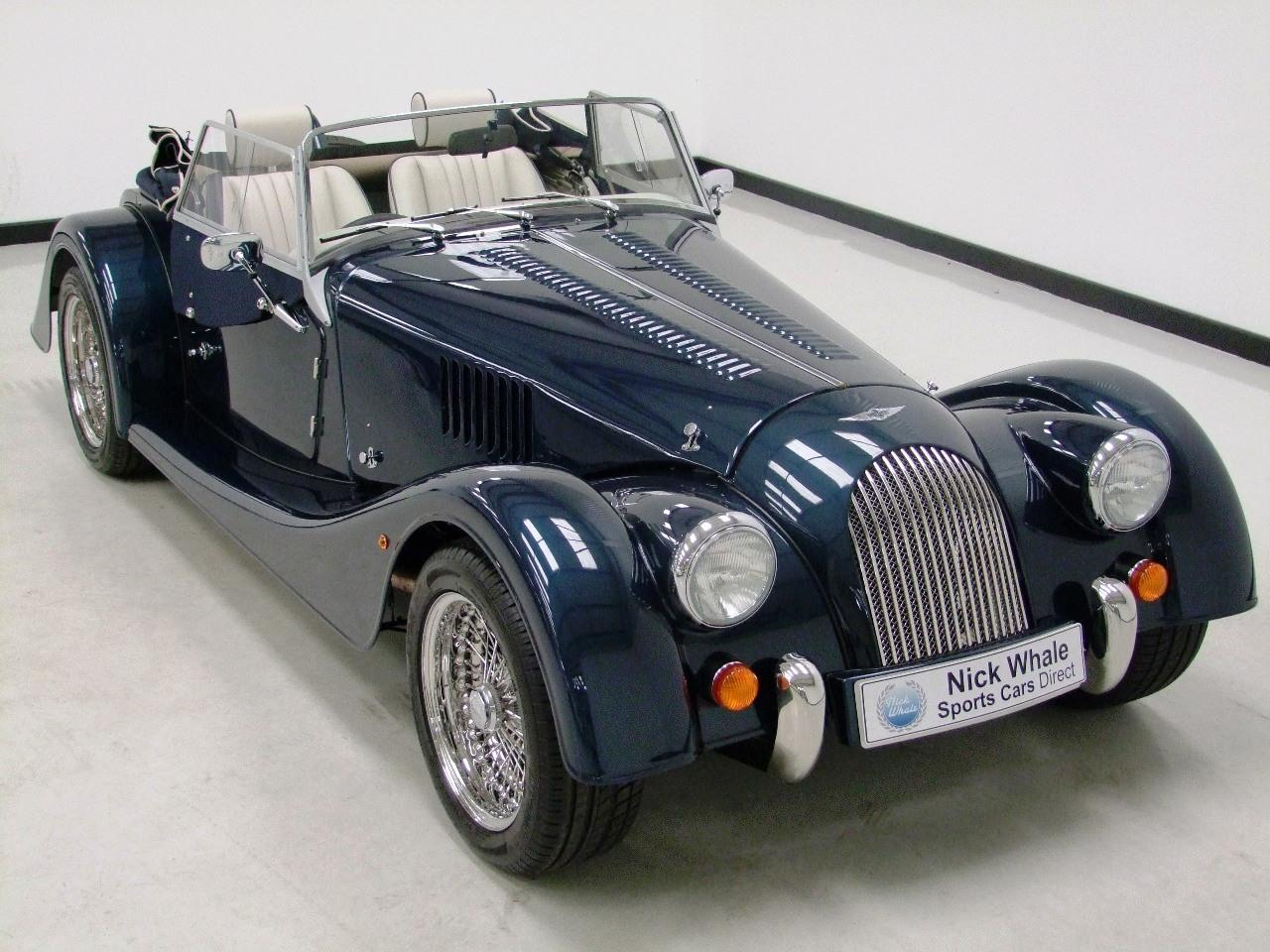 Morgan roadster photo - 1