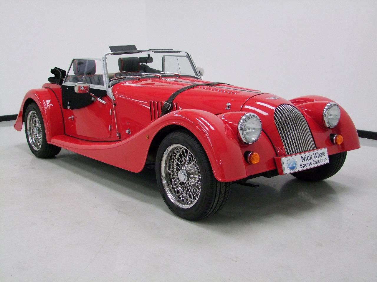 Morgan roadster photo - 10