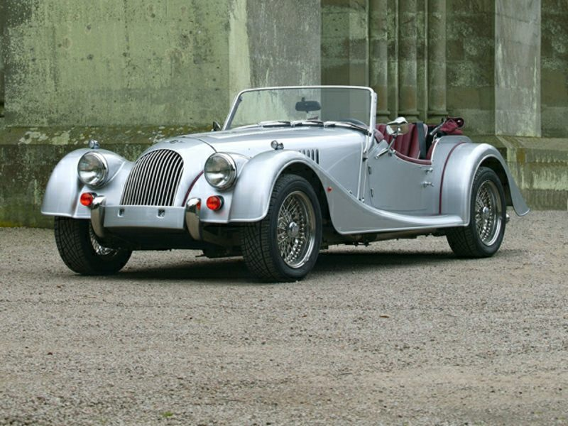 Morgan roadster photo - 6
