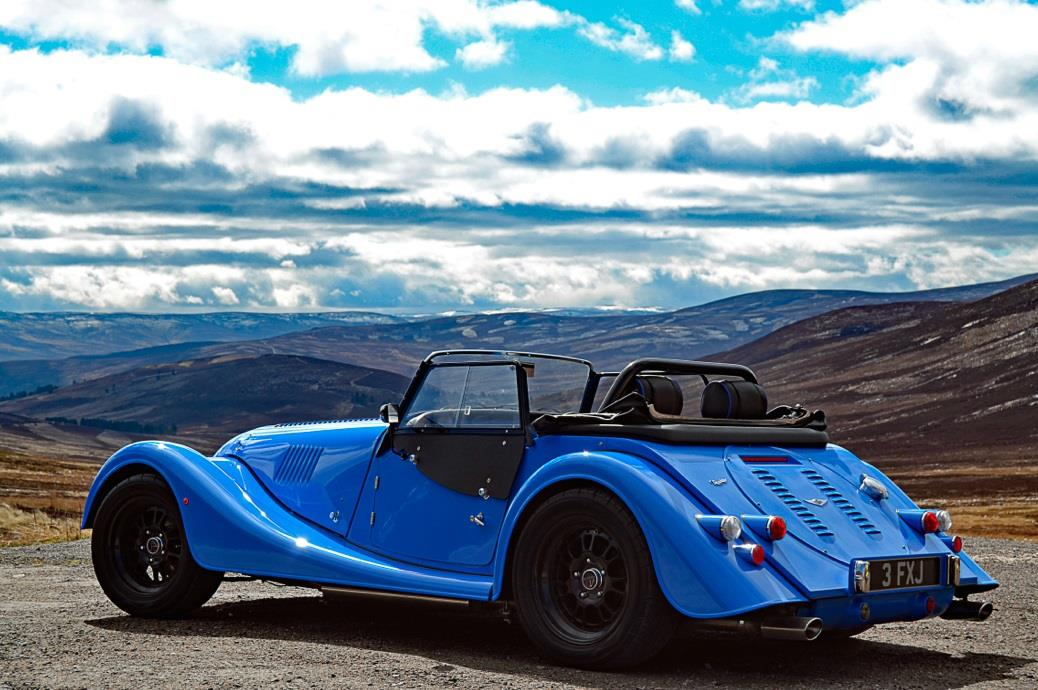 Morgan roadster photo - 7