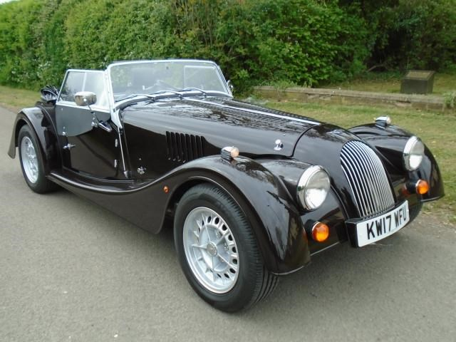 Morgan roadster photo - 9