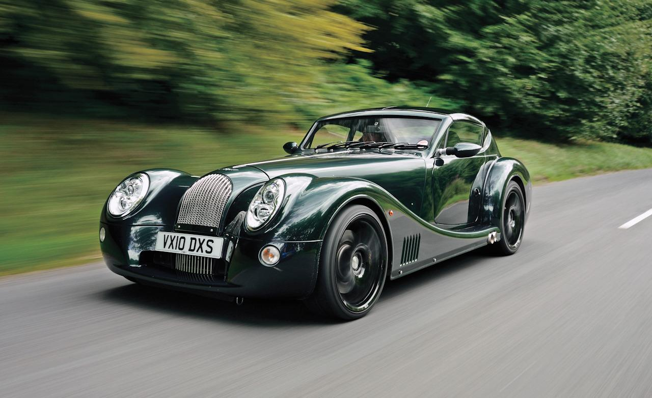 Morgan sport photo - 10