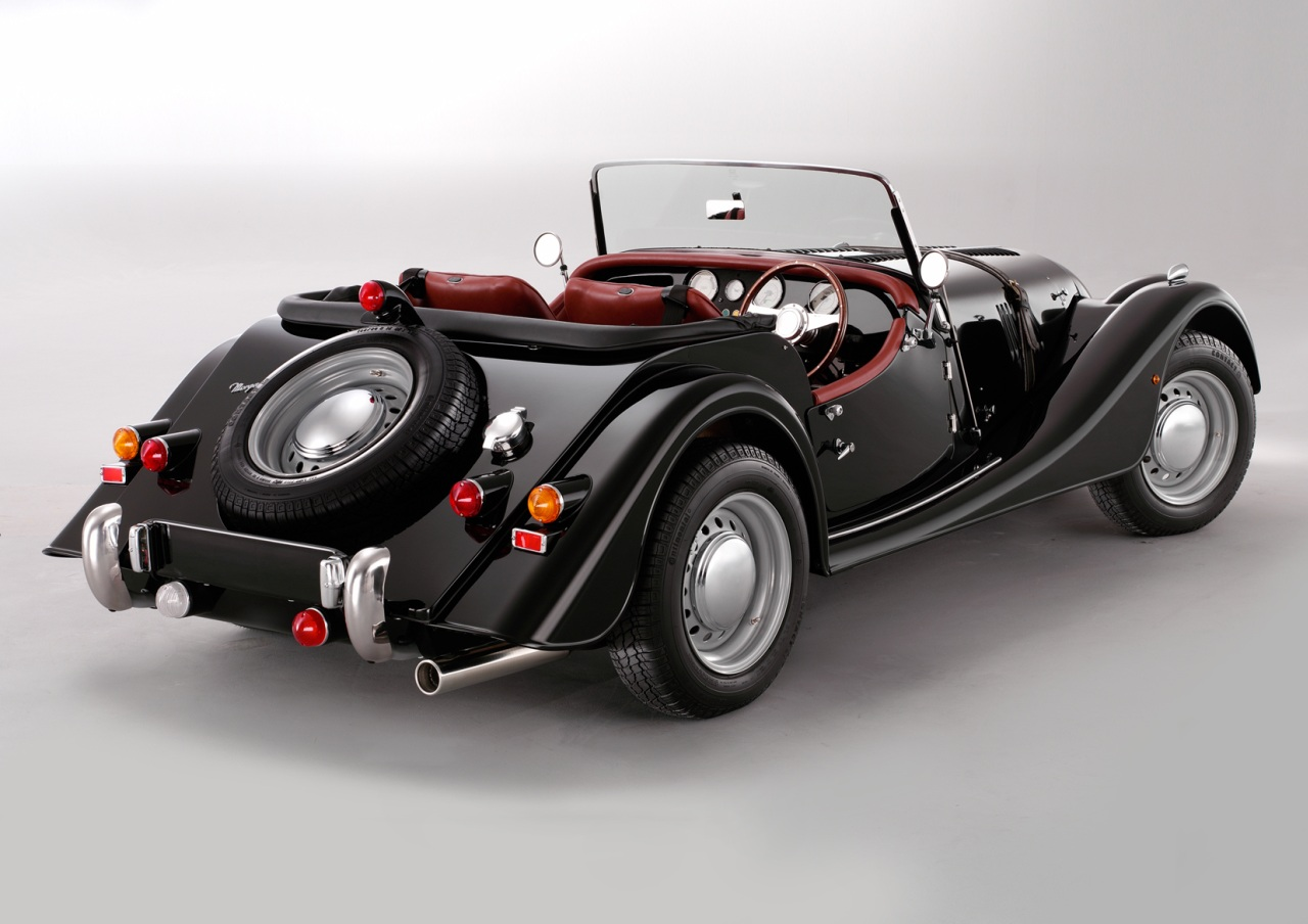 Morgan sport photo - 3