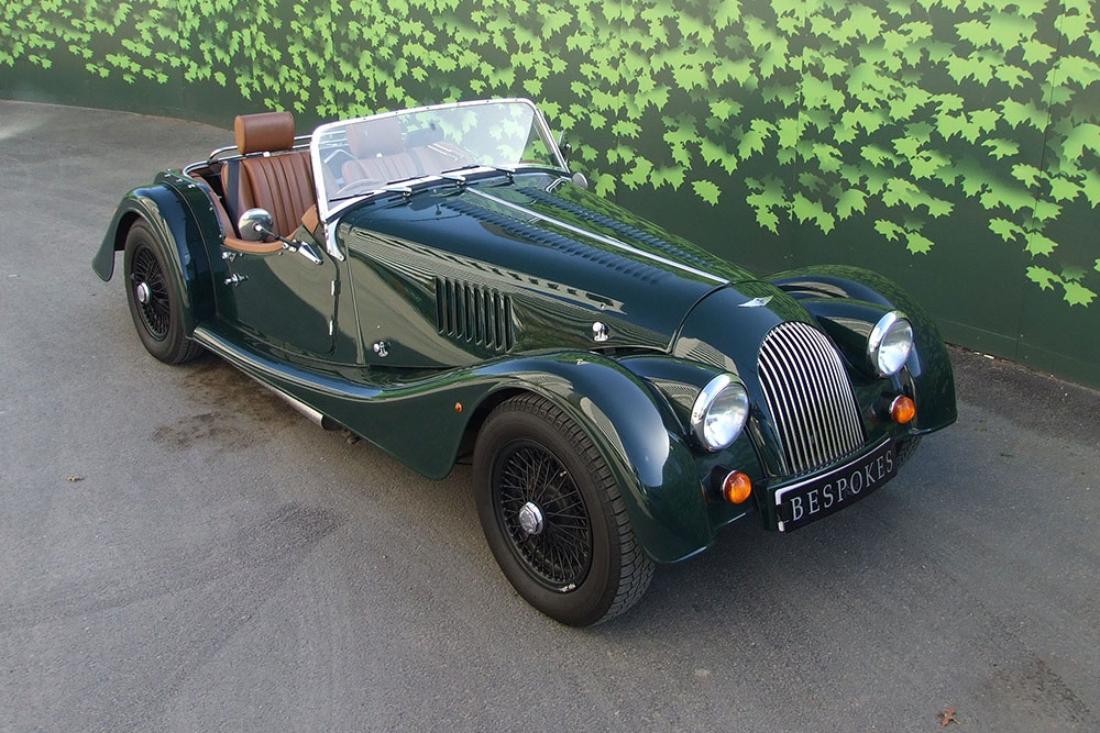 Morgan sport photo - 6