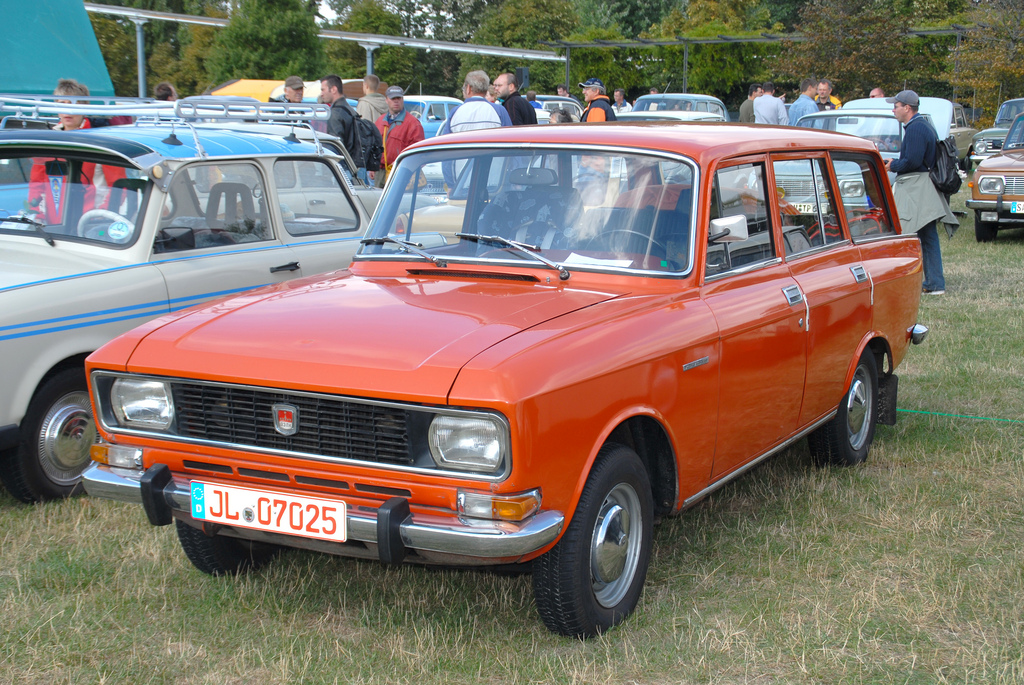 Moskvich 2137 photo - 2