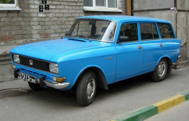 Moskvich 2137 photo - 5