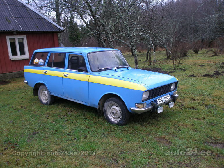 Moskvich 2137 photo - 7