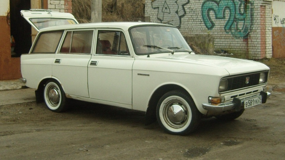 Moskvich 2137 photo - 9