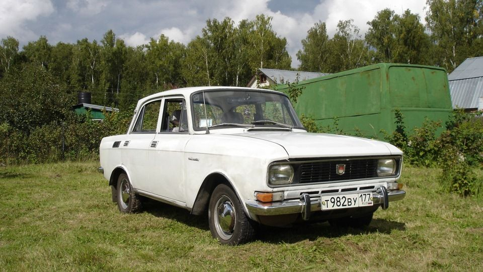 Moskvich 2138 photo - 1