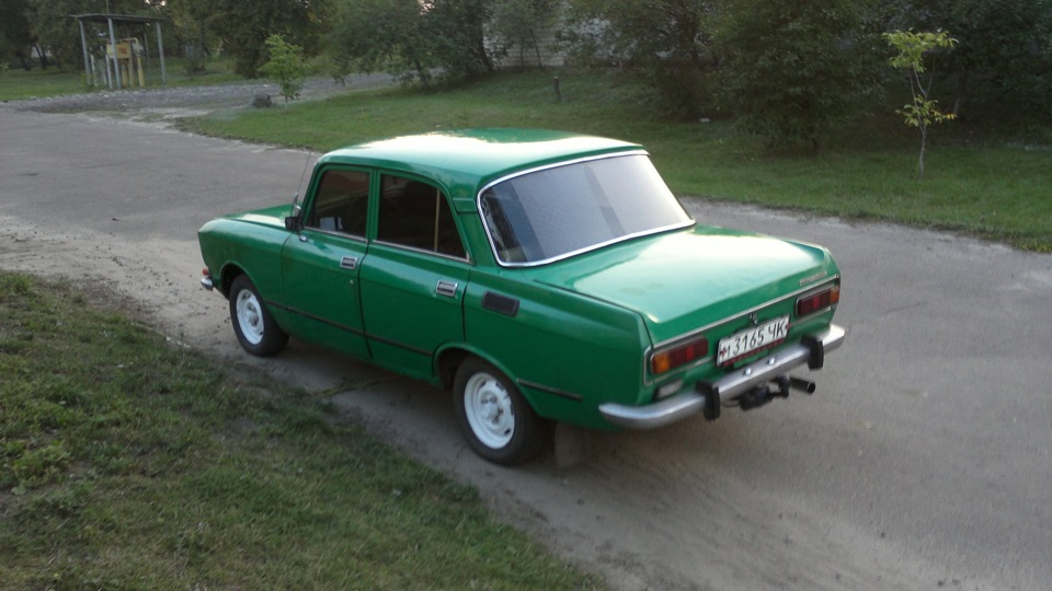 Moskvich 2138 photo - 2
