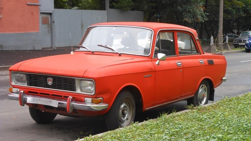 Moskvich 2138 photo - 4