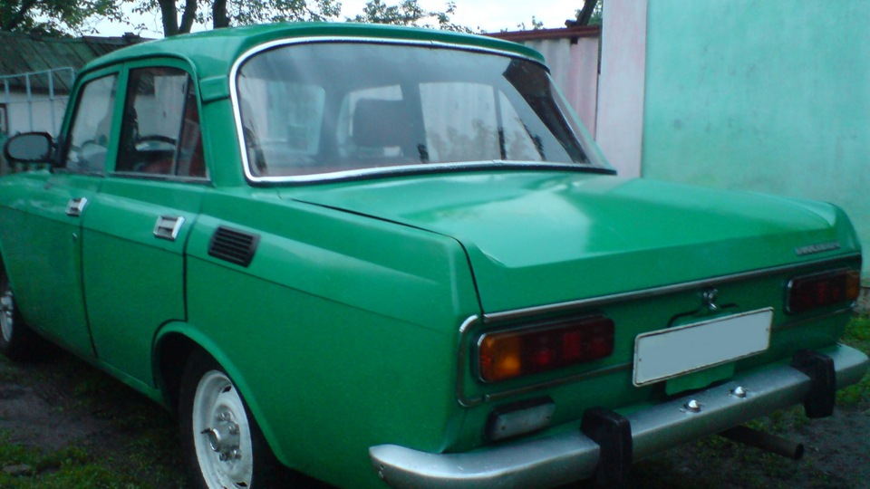 Moskvich 2138 photo - 6