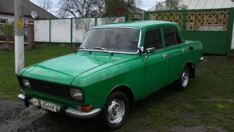 Moskvich 2138 photo - 7
