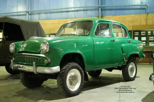 Moskvich 410 photo - 1