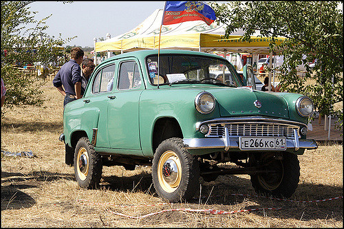 Moskvich 410 photo - 10