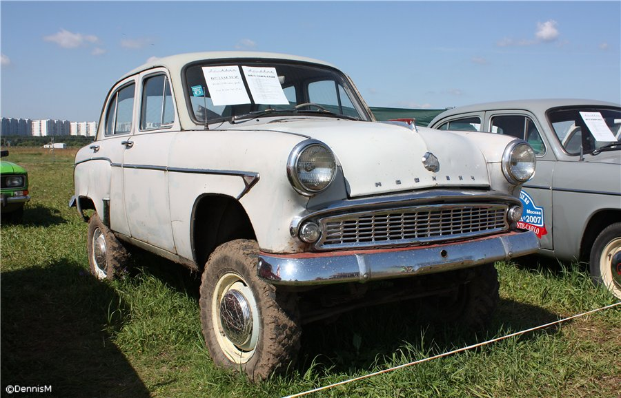Moskvich 410 photo - 2