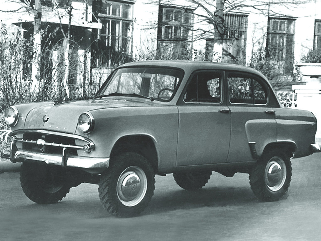 Moskvich 410 photo - 4