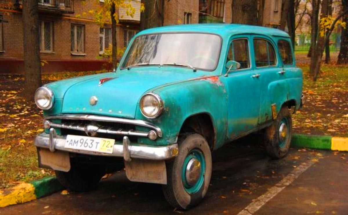 Moskvich 410 photo - 6