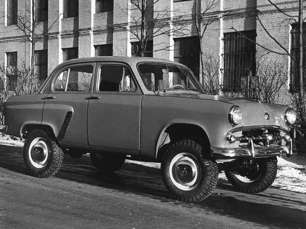 Moskvich 410 photo - 7