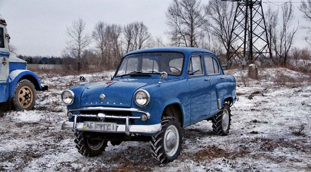 Moskvich 410 photo - 9