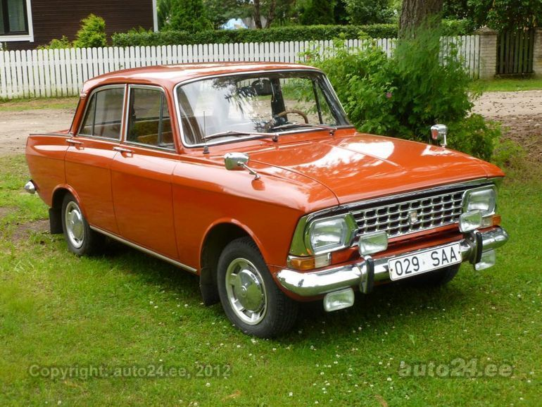 Moskvich 412 photo - 2