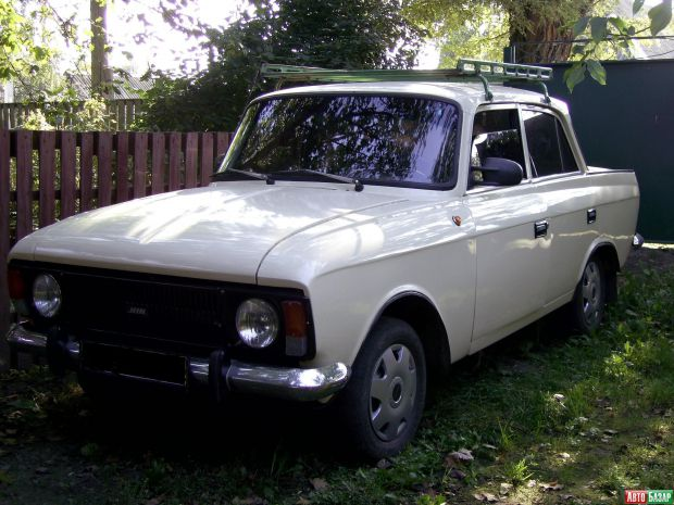 Moskvich 412 photo - 3