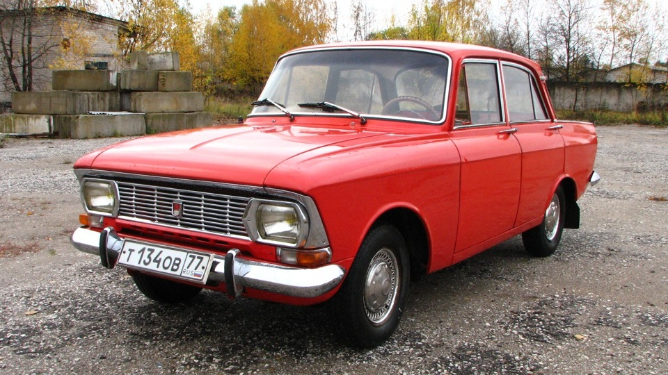 Moskvich 412 photo - 4