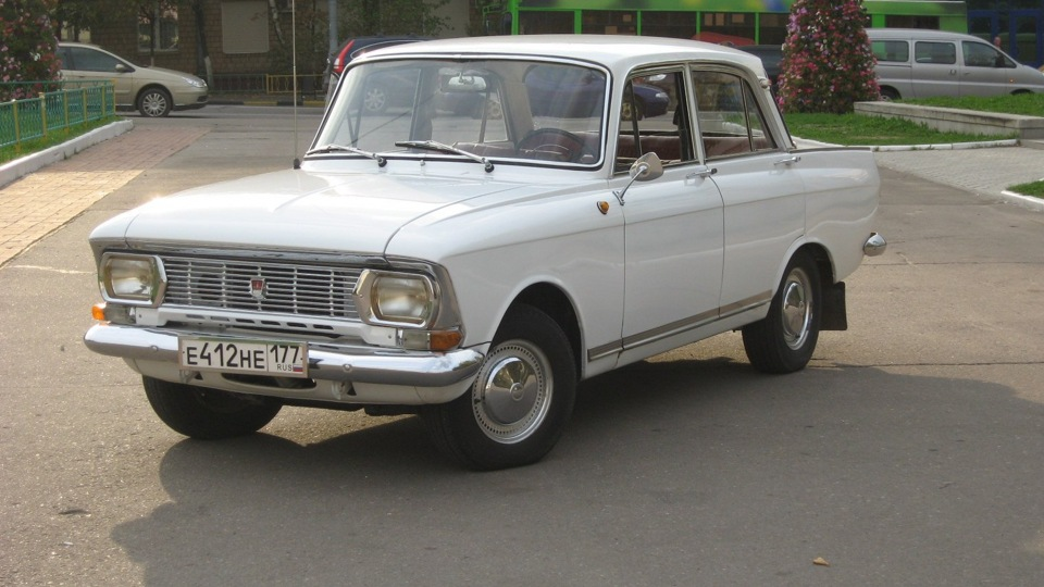 Moskvich 412 photo - 5