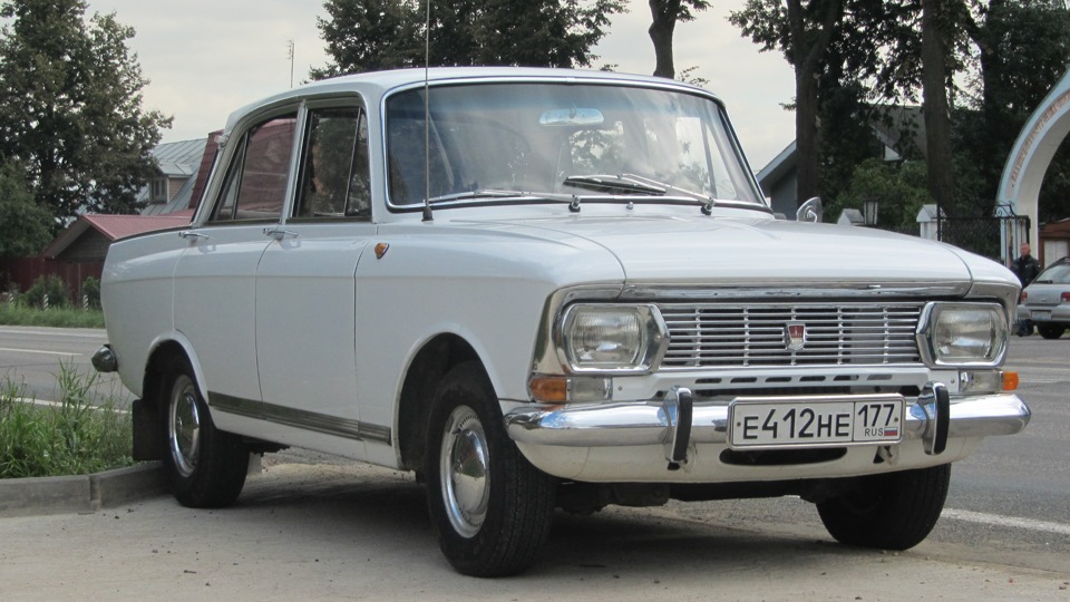 Moskvich 412 photo - 7
