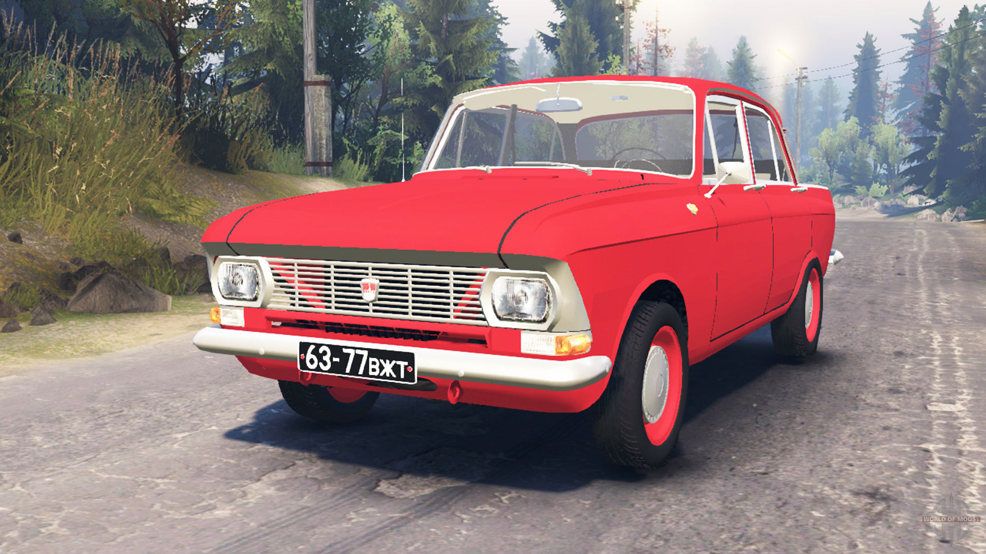 Moskvich 412 photo - 8