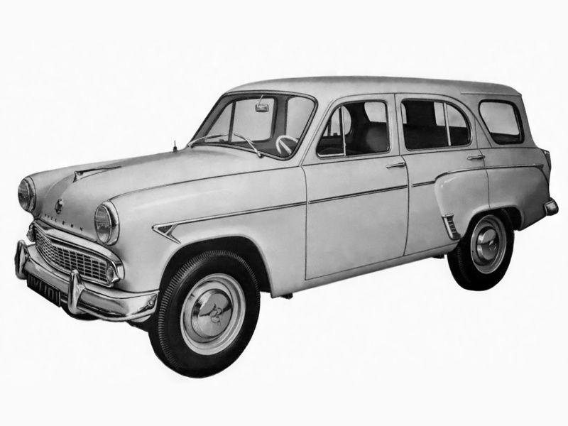 Moskvich 423 photo - 9