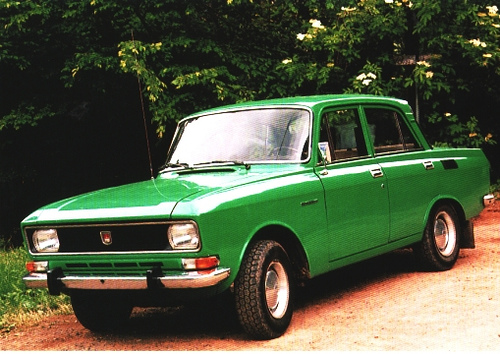 Moskvitch 2140 photo - 6