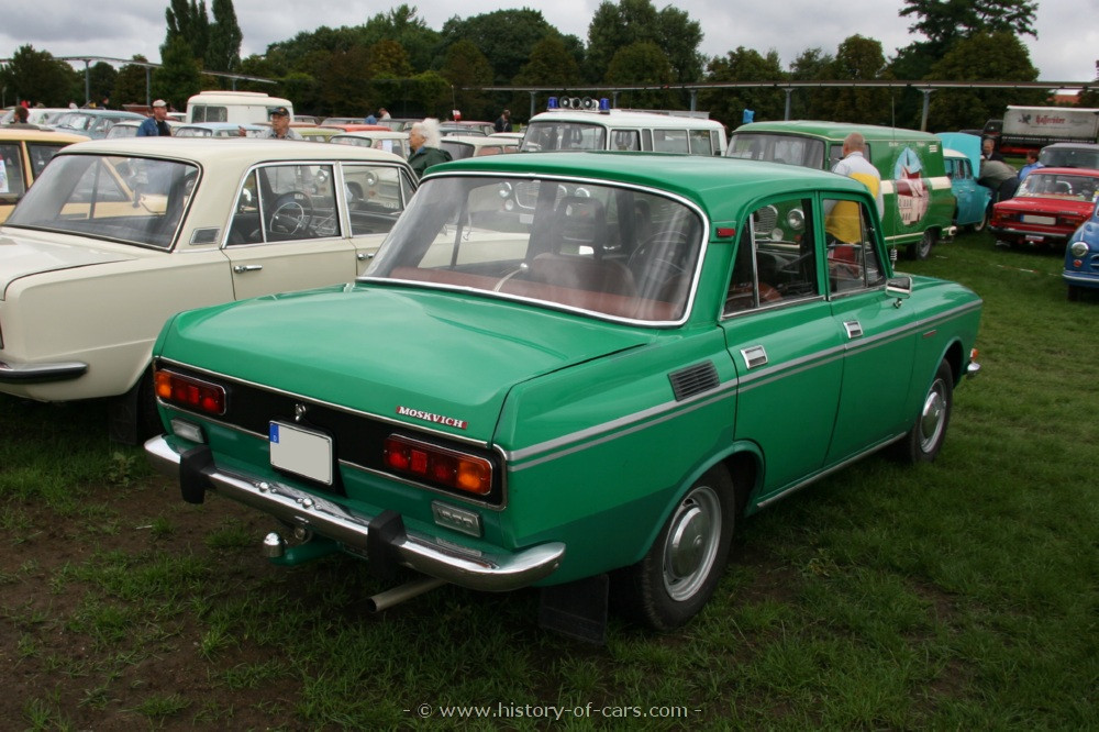 Moskvitch 2140 photo - 7