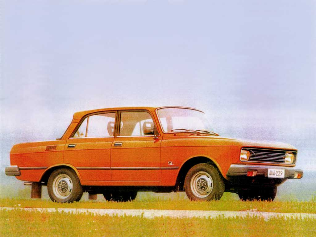 Moskvitch 2140 photo - 9
