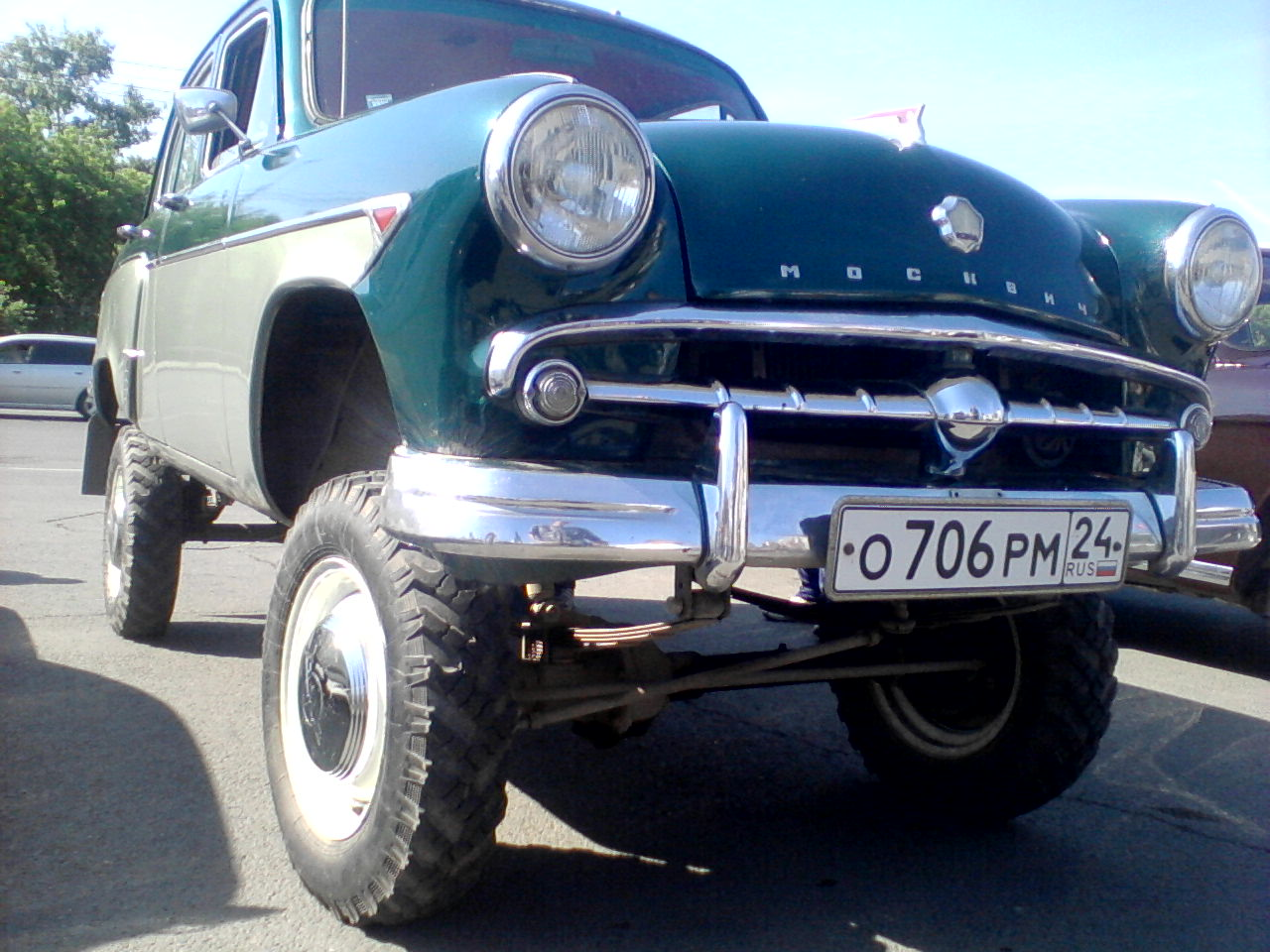 Moskvitch 410 photo - 1