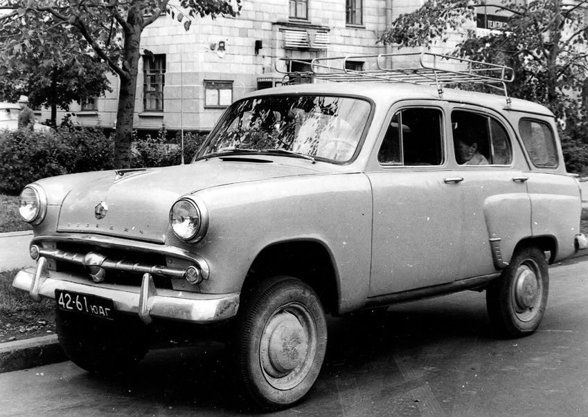 Moskvitch 410 photo - 10