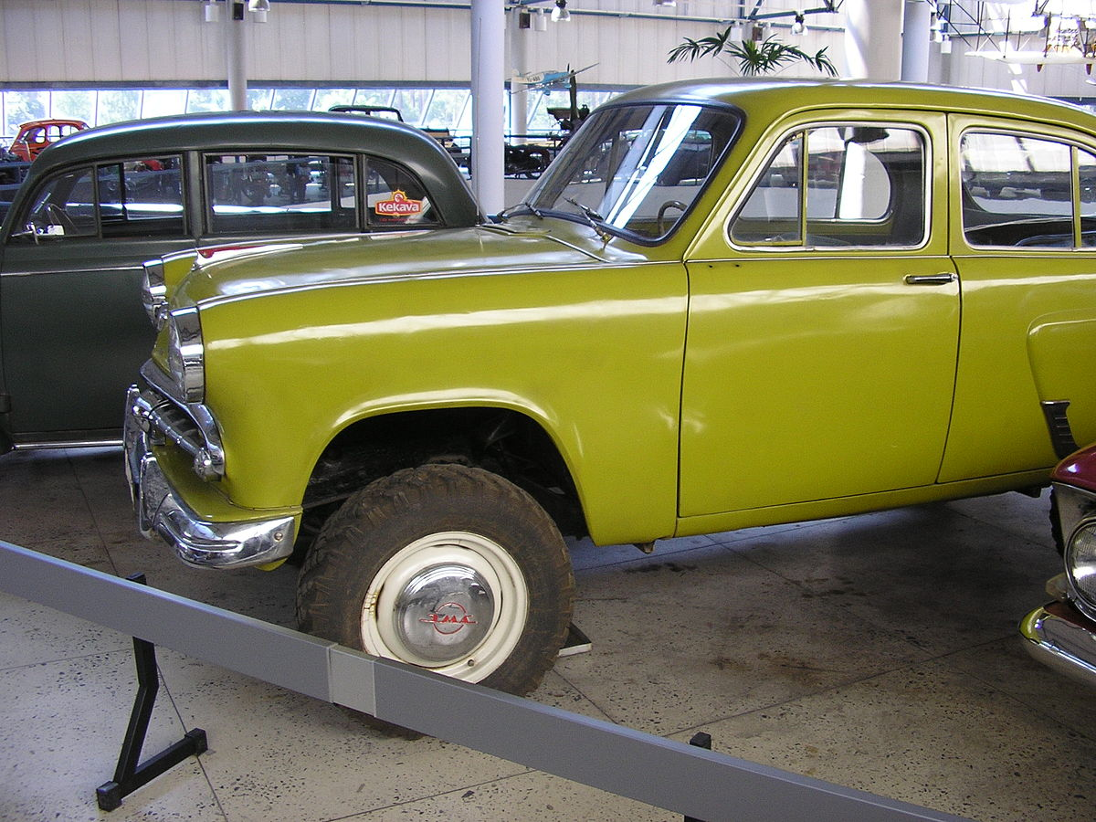 Moskvitch 410 photo - 3