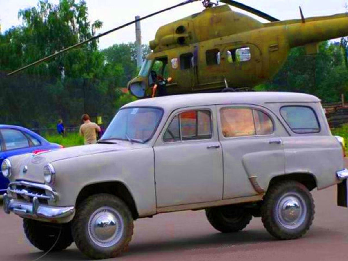 Moskvitch 410 photo - 5